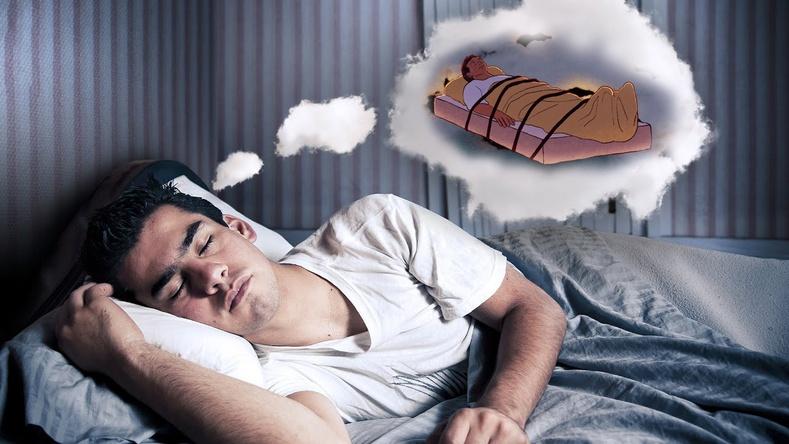 Биднийг унтаж байх үед болдог гайхалтай зүйлс