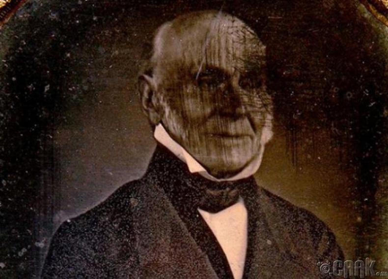 АНУ-ын Ерөнхийлөгчийн хамгийн анхны хөрөг зураг