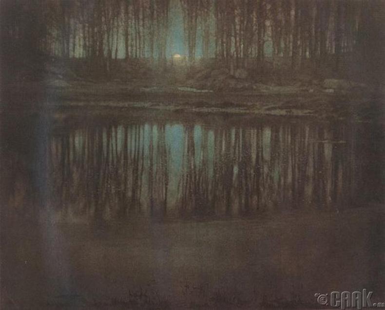"""Сарны гэрэлтэй нуур"" (1904) - 2.9 сая ам.доллар"
