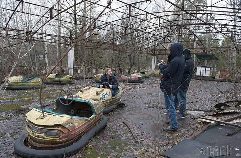 Чернобыл, Украйн