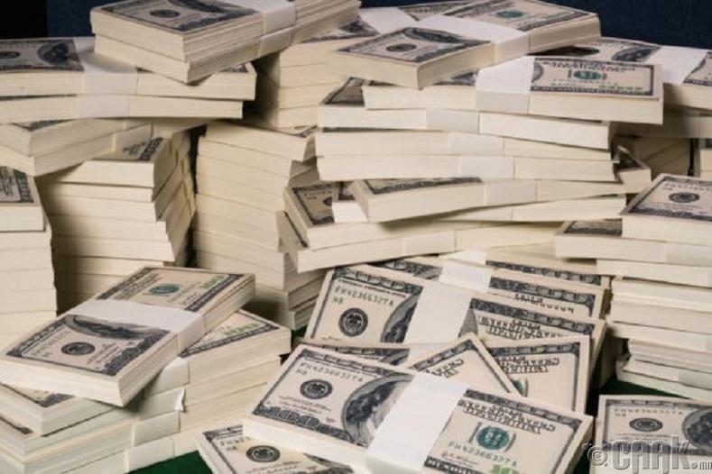 Найман сая ам.долларыг шударга ёсны нэрийг барьж залилав