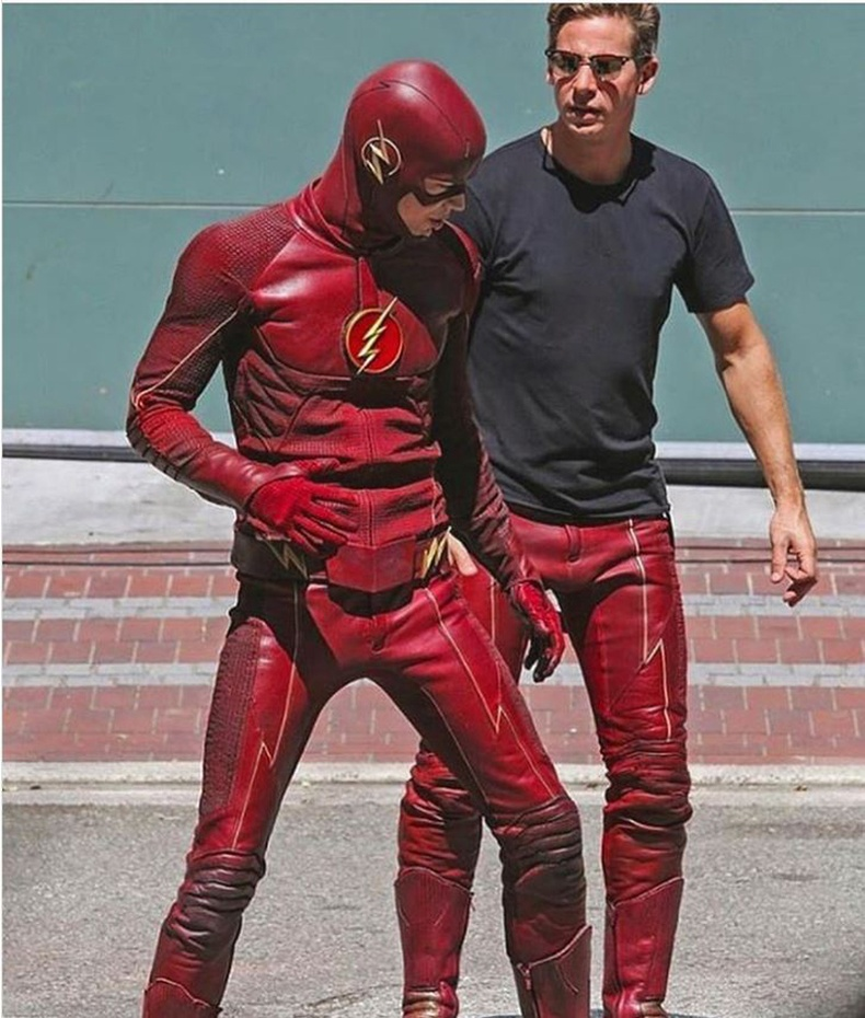 "Грант Гастин (Grant Gustin) ""Flash"" цуврал"