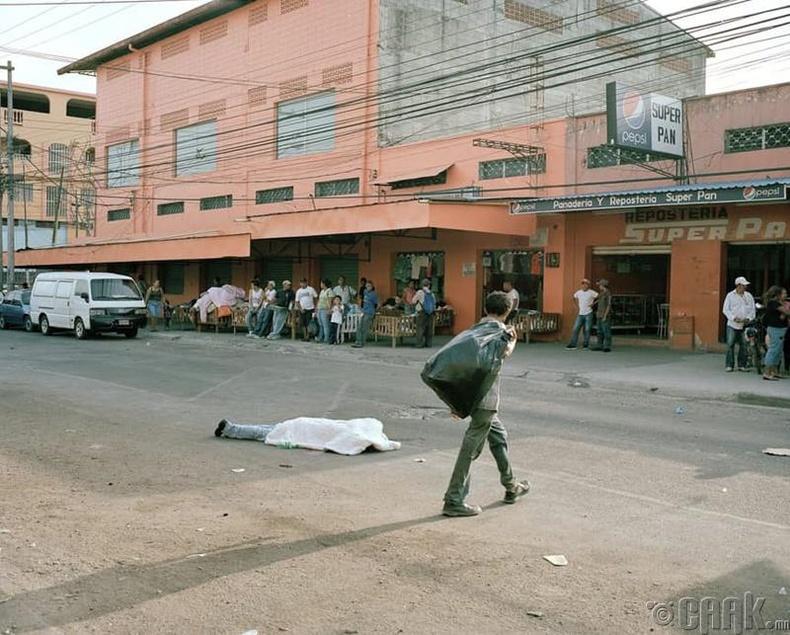 Сан-Педро Сула хот, Гондурас улс