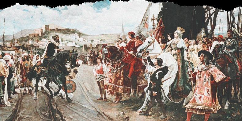 Реконкиста - 722 жил