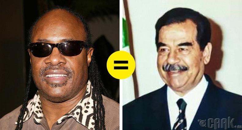 Дейтрот хотын түлхүүр Стив Уандерт, Саддам Хуссейн болон  Jackson 5-д хамтлагийн гишүүдэд л байдаг
