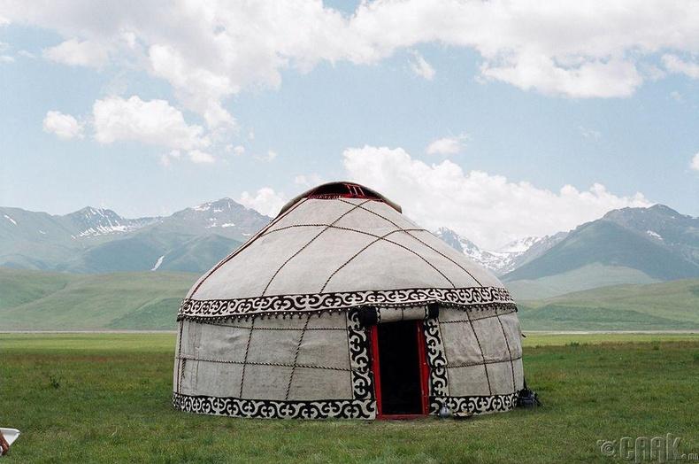 Кыргыз гэр