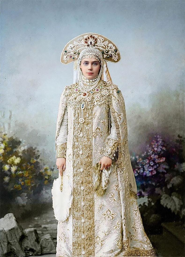 II Николайн дүү, гүнж Ксения Александровна