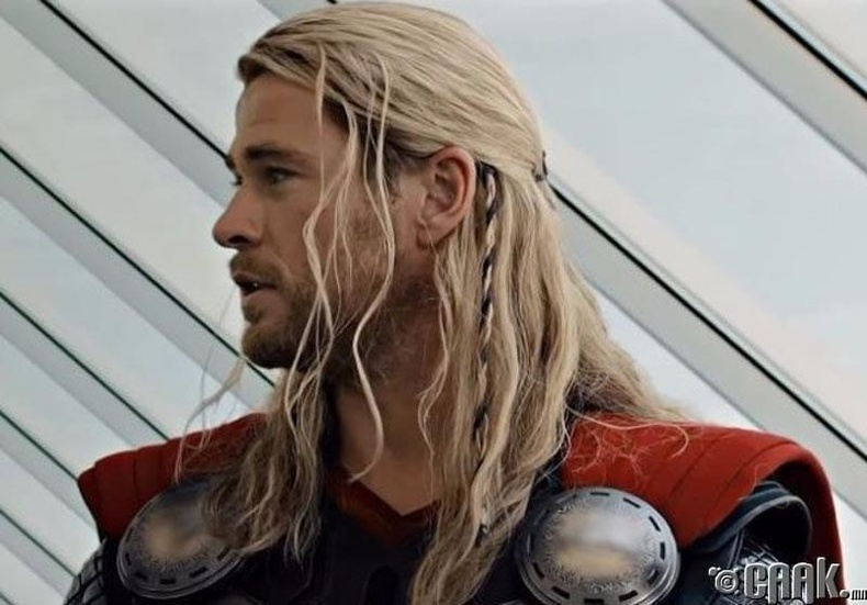 """""""Өшөө авагчид: Ултроны эрин үе"""", """"Торр: Рагнарок"""" (Avengers: Age of Ultron and Thor: Ragnarok)"""