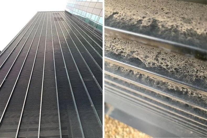 Тэр чигтээ төмөр тортой 20 давхар барилга