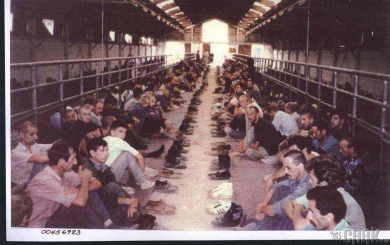 Боснийд болсон аллага