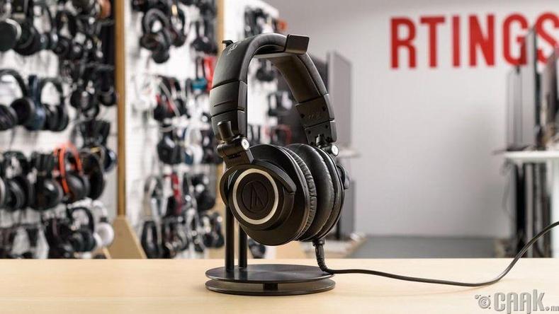 Audio-Technica ATH-M50x - 96 ам.доллар