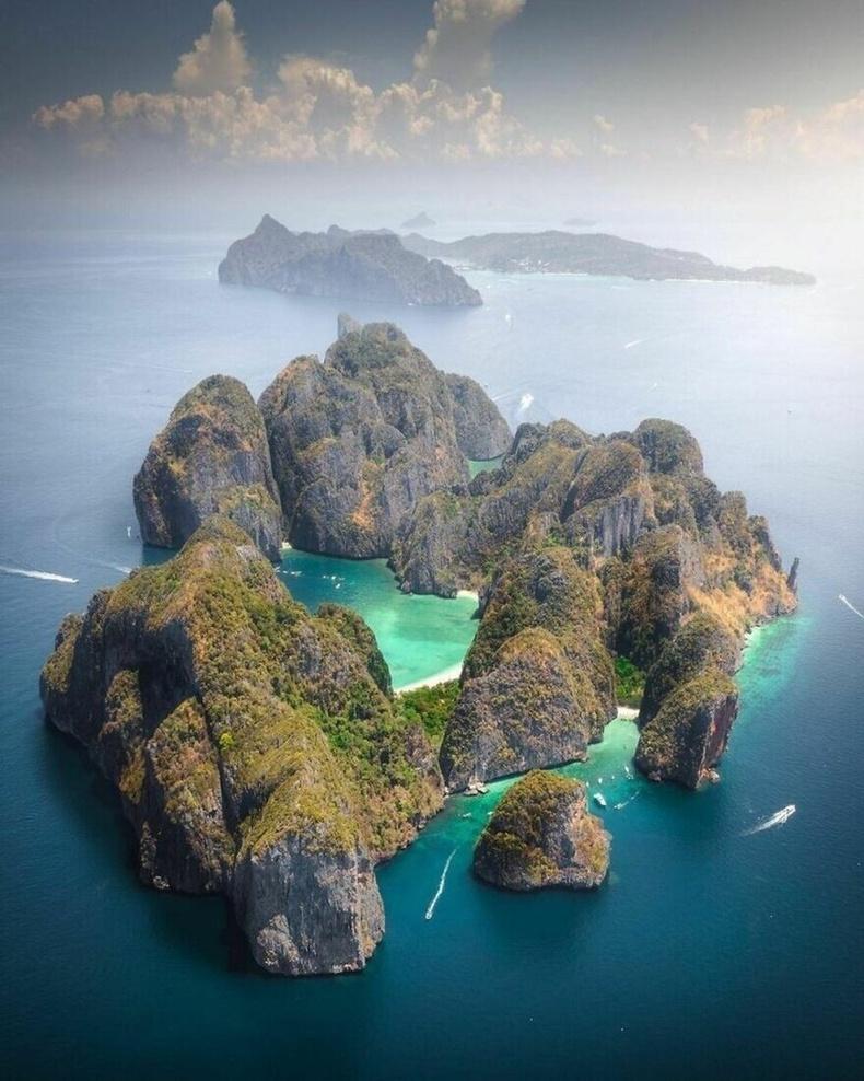 Маяа-Бэй, Тайланд