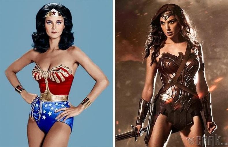 Wonder woman - 1975/2016