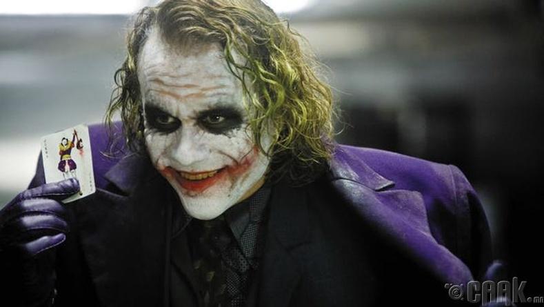 """""""DC""""-гийн кинонууд оскар авч чаддаг"""