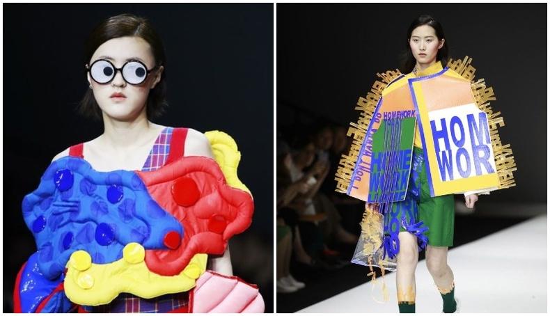 Хятадын загвар зохион бүтээгчид бусдаас өөр байхыг эрмэлзэж байна