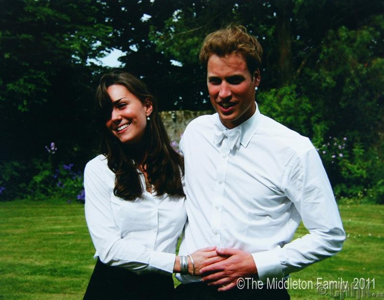 Хунтайж Уильям (Prince William), Кейт Миддлтон (Kate Middleton)