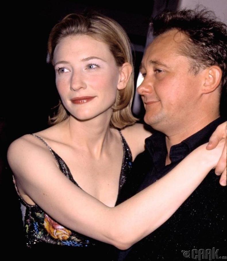 Амьдралын ханиараа жирийн нэгнийг сонгосон одууд Кейт Бланшетт(Cate Blanchett)  болон Эндрю Аптон (Andrew Upton)