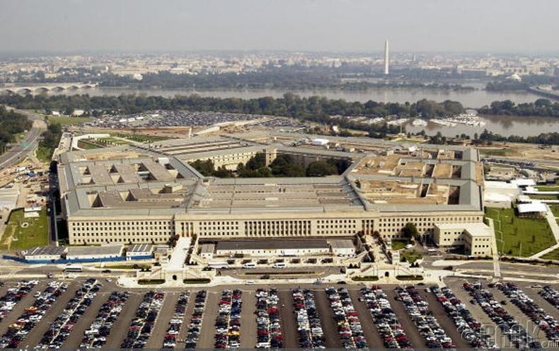 Пентагоны барилгын дизайн