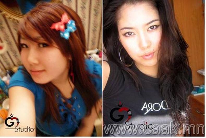 Монголын vзэсгэлэнт охид (72 Фото)