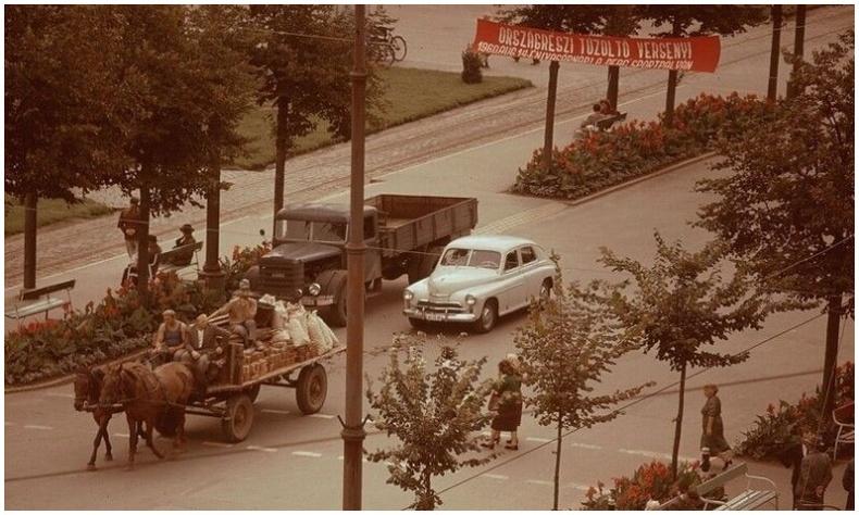 1950-аад оны Унгарын төрх алдарт фото сэтгүүлч Паул Алмазигийн камерын дуранд (30 фото)