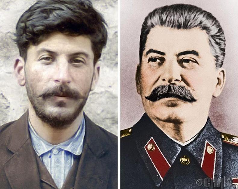 Иосиф Сталин, ЗХУ-ын Төв Хорооны нарийн бичгийн дарга