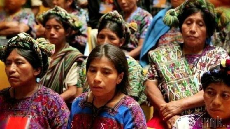 Гватемалын засгийн газар нь 23 хэлийг албан ёсны хэл гэж тооцдог