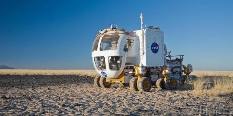 Ангараг дээрх сансар судлалын авто машин