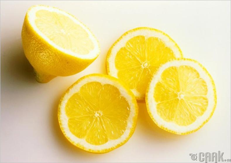Лимоны шүүсний ашиг тус