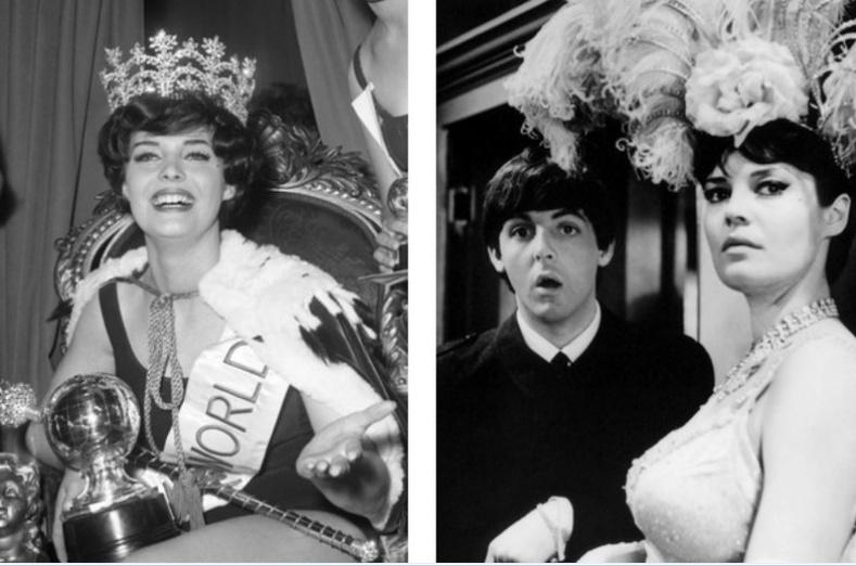 Розмари Франкленд — «Дэлхийн Мисс» 1961 он