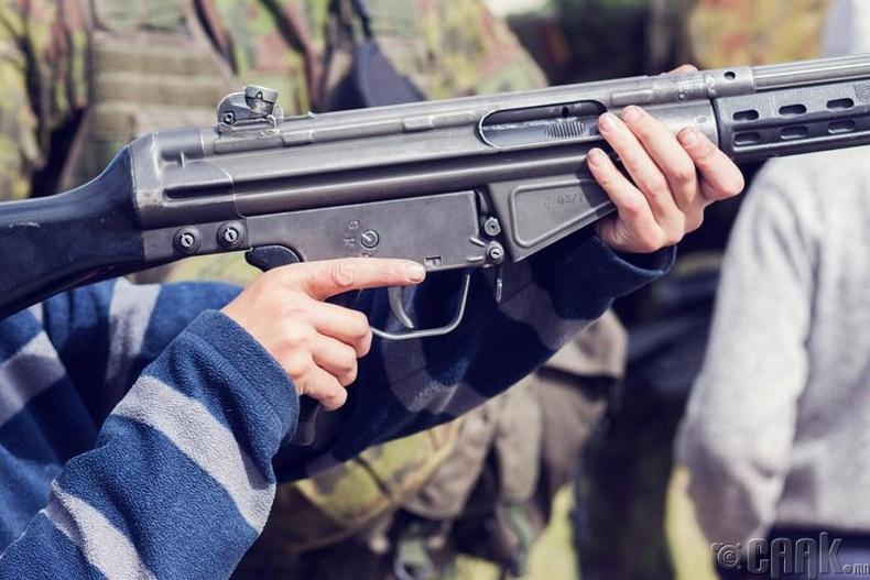 """AK-47"" бууг зохиосон Михаил Калашников"