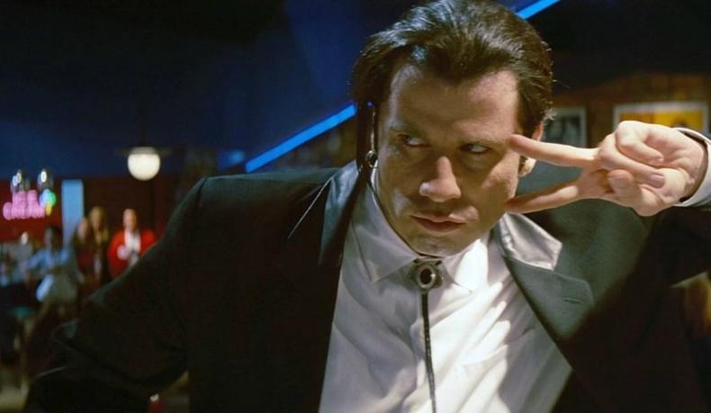 Жон Траволта  (John Travolta) — « Pulp Fiction» (1994)