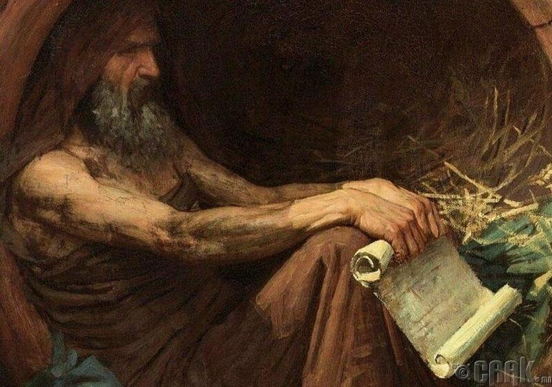 Платоныг шоглосон нь