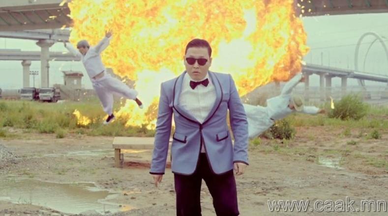 "PSY – ""Gangnam Style"""