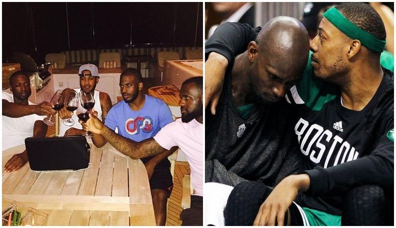 """""""NBA""""-ийн одод хэнтэй хамгийн дотно нөхөрлөдөг вэ?"""