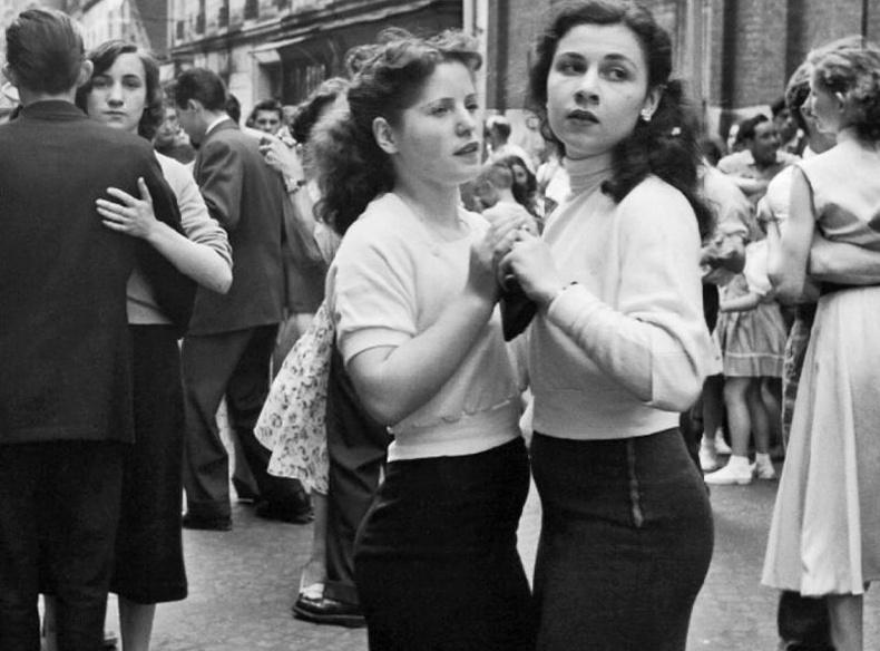 60 жилийн өмнөх Франц орон