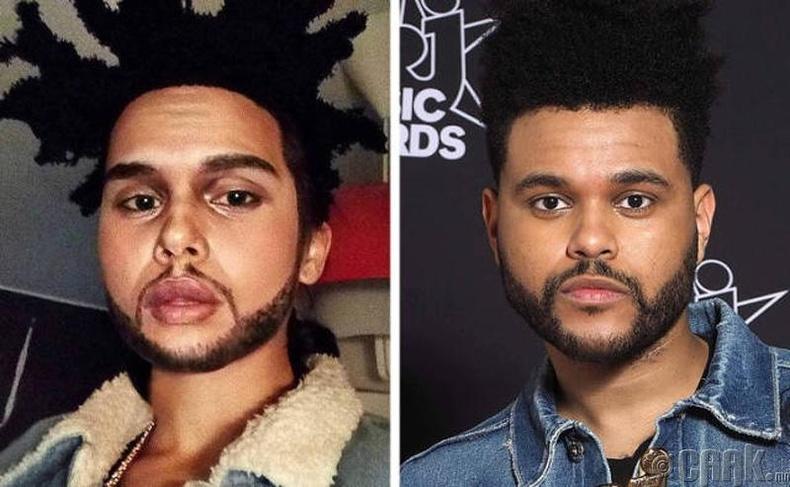 Викнд (The Weeknd)