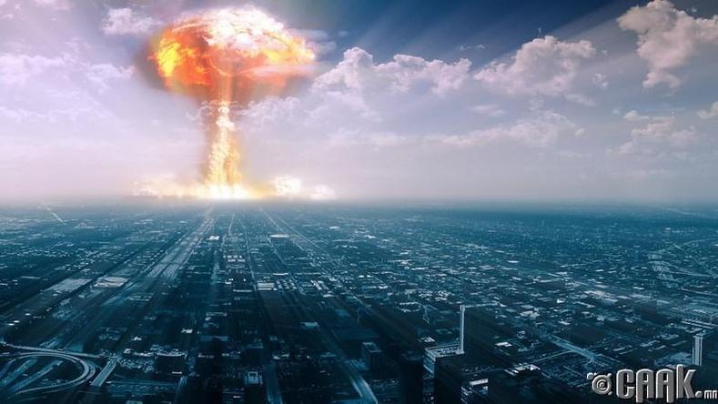 Цөмийн  тэсрэх бөмбөг үйлдвэрлэхийг хүсэж байвал Засгийн газар танд тусална