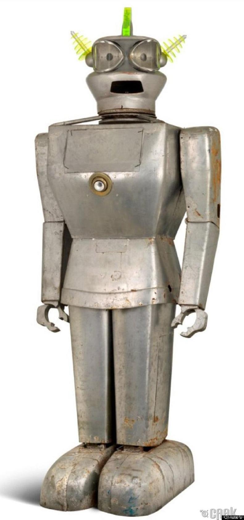 Анхны робот - 1957
