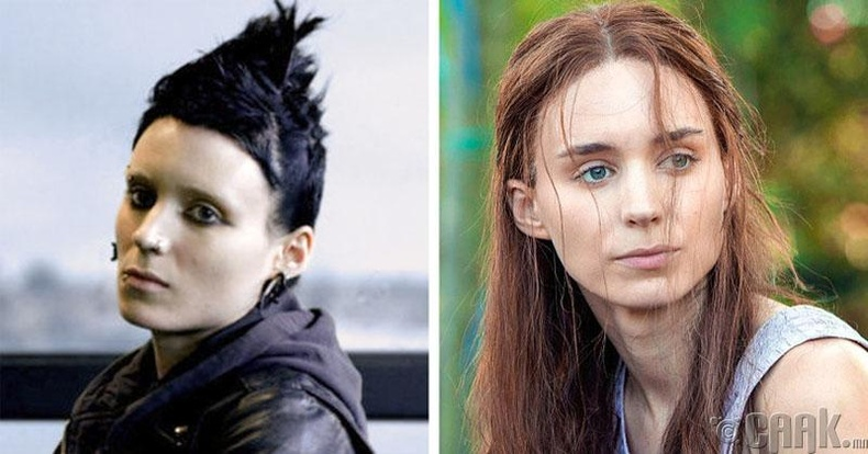 Рүүни Мара (The Girl with the Dragon Tattoo)