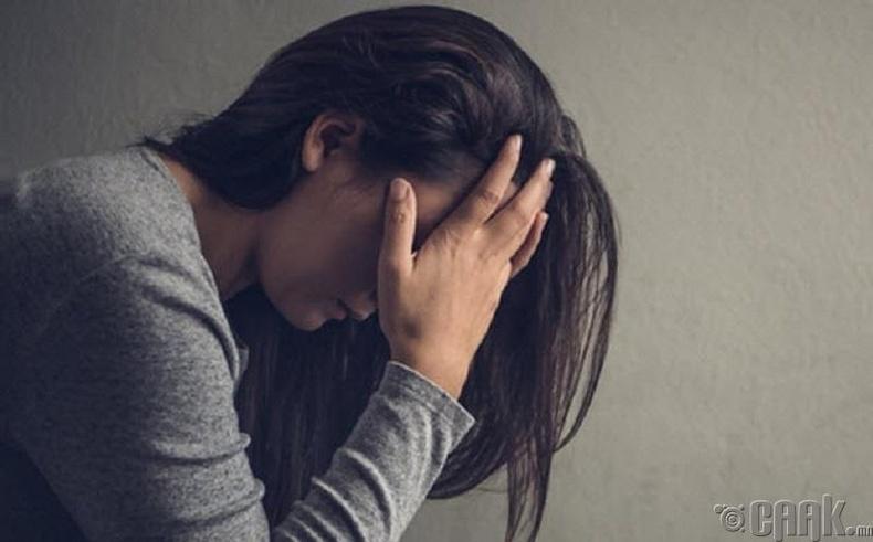 Уур бухимдал, сэтгэл гутрал