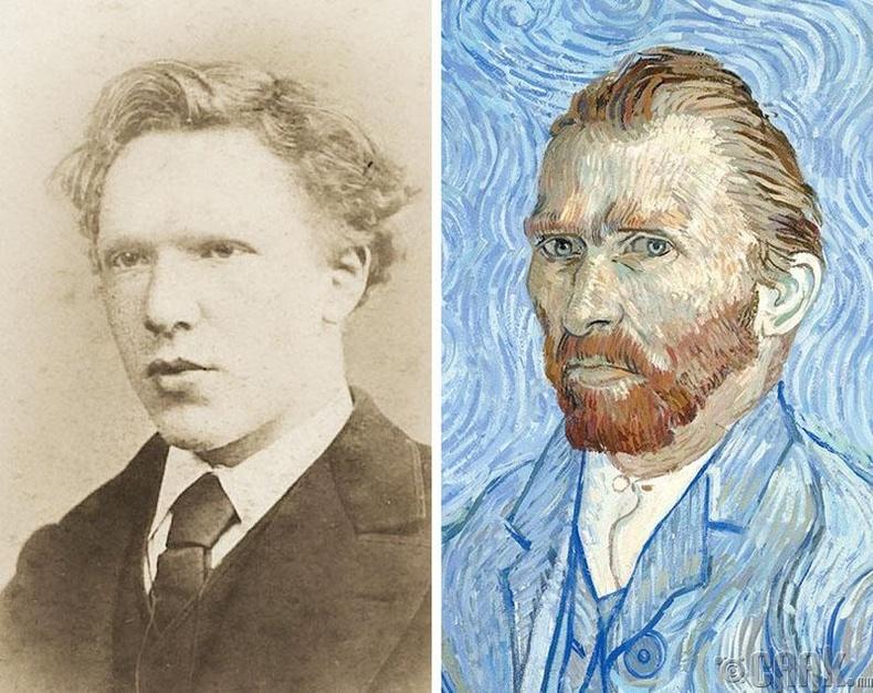 Зураач Винсент Ван Гог