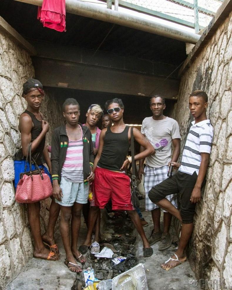 Шинэ Кингстон, Ямайка