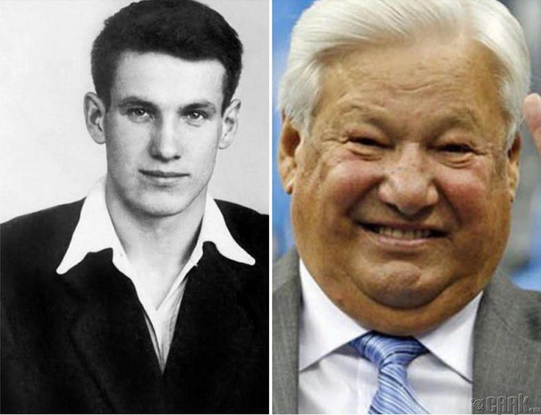 ОХУ-ын анхны Ерөнхийлөгч Борис Ельцин