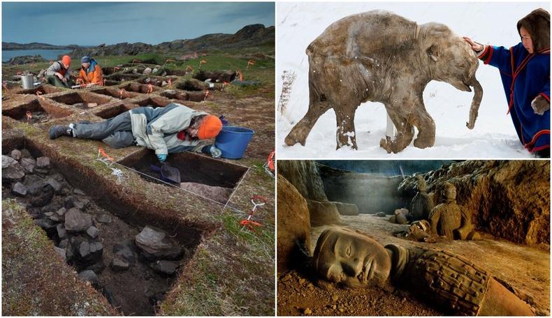 Удахгүй олдож, шуугиан тарих археологийн 6 үнэт олдворыг зарлалаа!