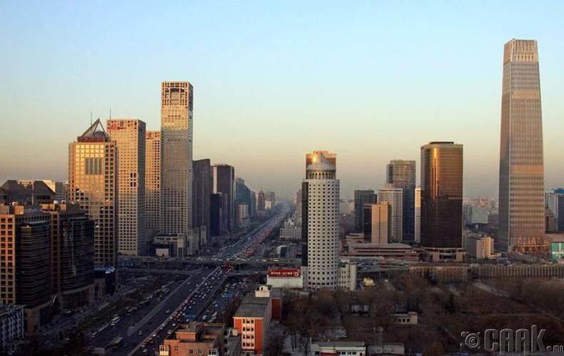 Бээжин, Хятад