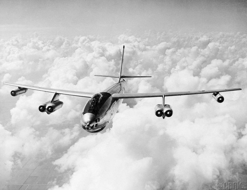 """B-47 Stratojet"""