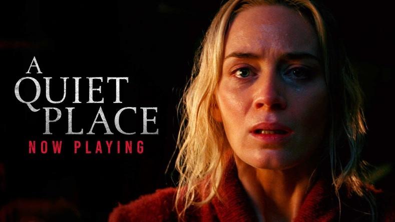 """A Quiet Place"" - IMDb оноо: 7.6"