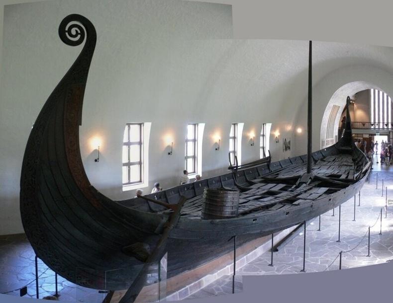 Данийн хөлөг онгоцны музейн засварын үеэр санамсаргүй байдлаар түүхэн дэх хамгийн урт Викинг хөлгийг олж илрүүлжээ