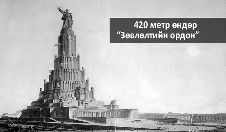 ЗХУ-д хэрэгжих байсан 15 аварга төсөл
