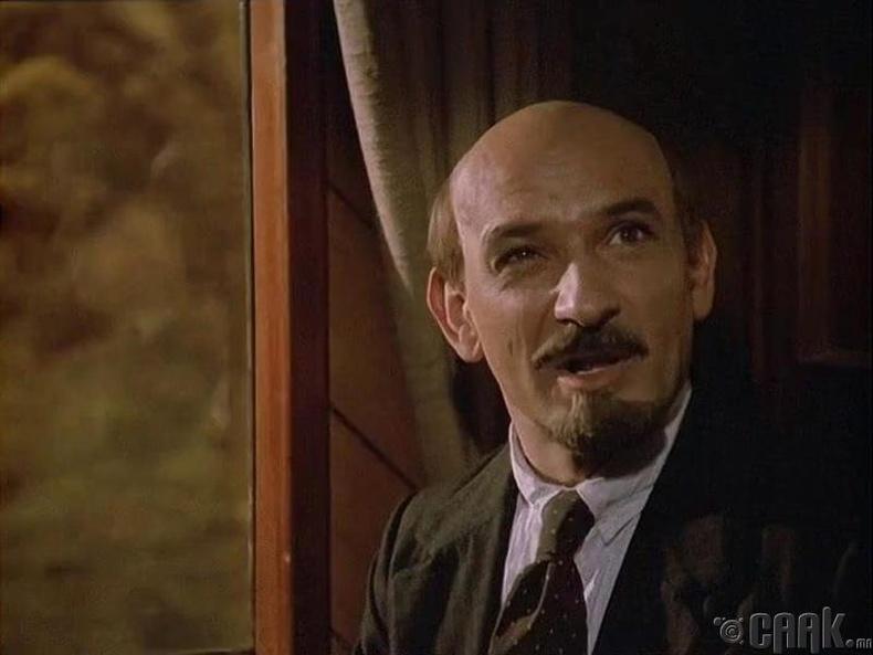 "Владимир Ленин - ""Lenin...The Train"" (1988)"